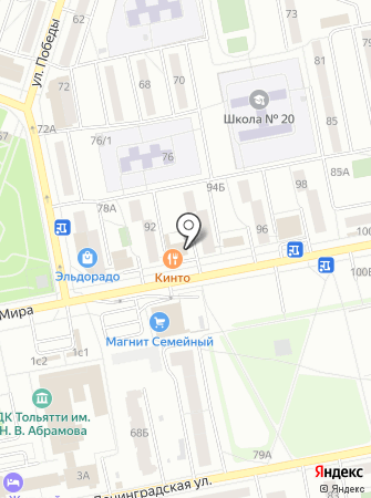 Centr на карте