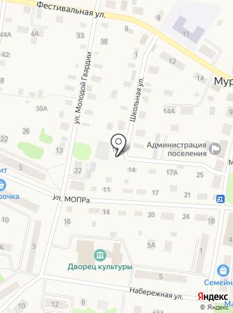 Магазин пряжи и фурнитуры на карте
