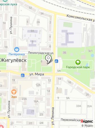 ТелеVек на карте