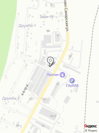 ТИРОЛ на карте