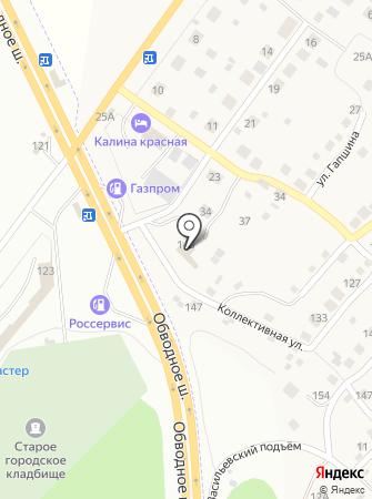 Васильевская брусчатка на карте