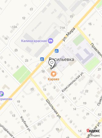 Sushi box на карте
