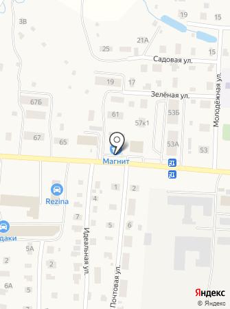Телепорт на карте
