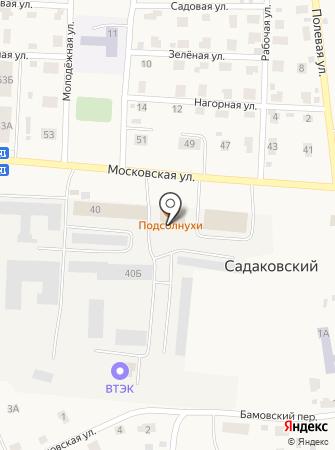 Градус комфорта на карте