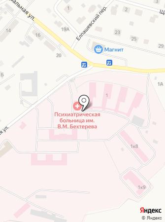 Банкомат, Норвик банк, ПАО на карте