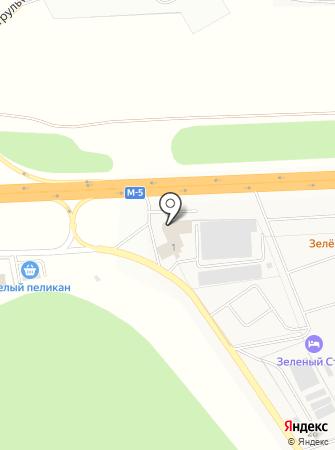 Автосервис на Северной на карте