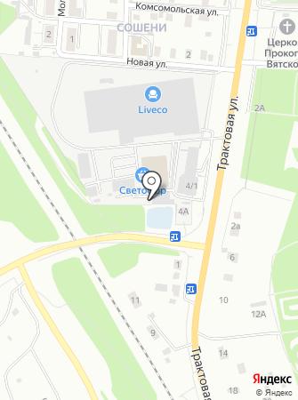 ВятПолимерСтрой на карте