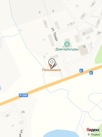 Хозстройтовары на карте