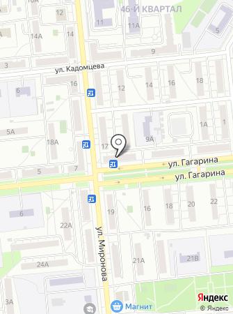 Автолавка на карте
