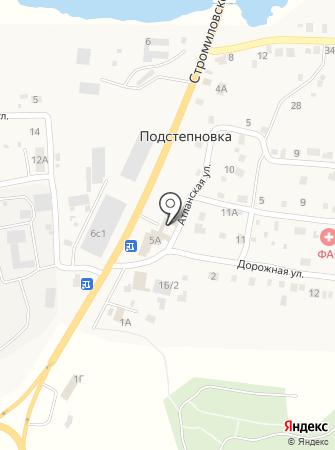 Авто Дизель Самара на карте