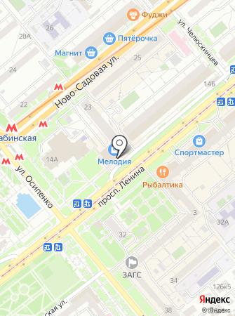 На Здоровье.ру на карте