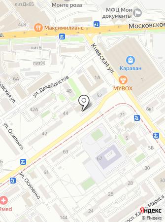 Арида констракшн на карте