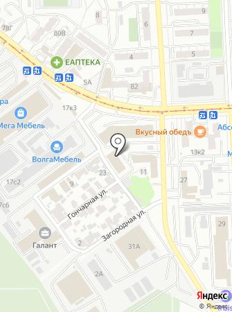 Колл-Центр на карте