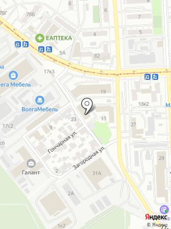 Tell-media на карте