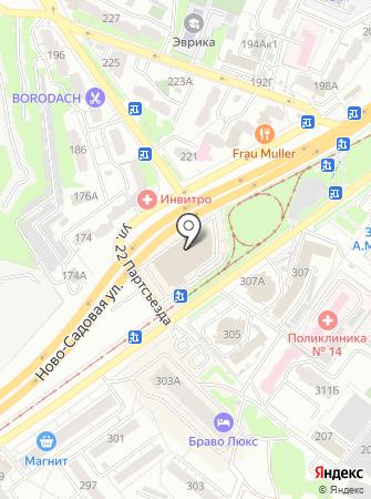 СкринКасса на карте