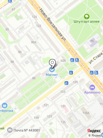 ШвейТехСервис на карте