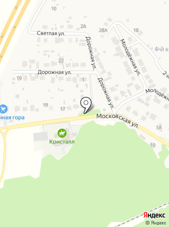 Барвиха на карте