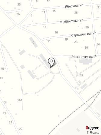 ЭКОСЕРВИС-2 на карте