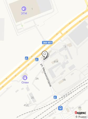 Артель Мастеров кузовного ремонта на карте
