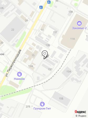 АльфаКом на карте