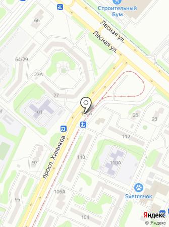 Мультиплат на карте