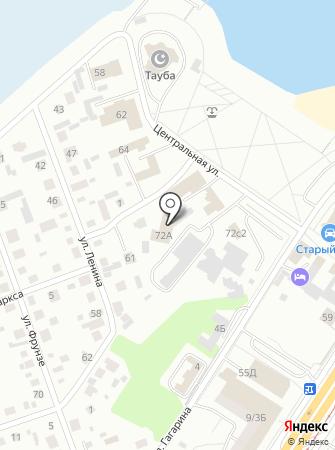 Гранд Диамант на карте