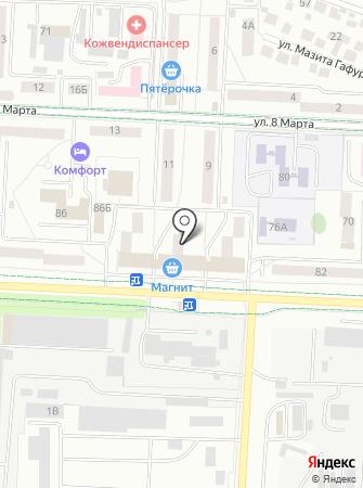 УправДом на карте