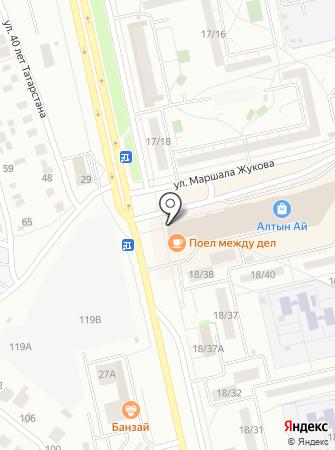 Конкор-Оптика на карте