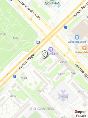 Сарафан инфо на карте