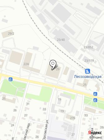 Лео Смарт на карте