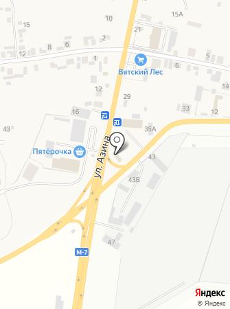 Чародей на карте
