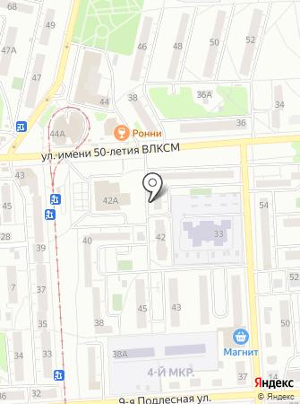 Ветсервис на карте