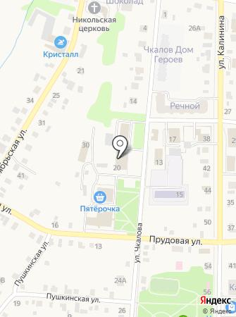 Паспортно-визовый центр с. Завьялово на карте