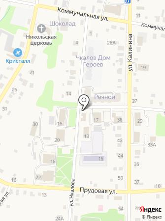 Отдел ГИБДД Управления МВД России по Завьяловскому району на карте