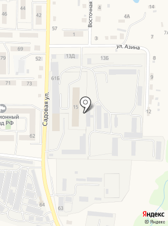Вектор-Авто на карте