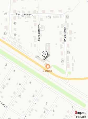 UniTrucks на карте