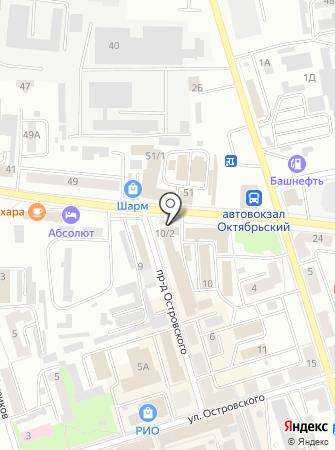 Эврика на карте