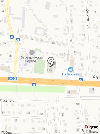 Бамбук на карте