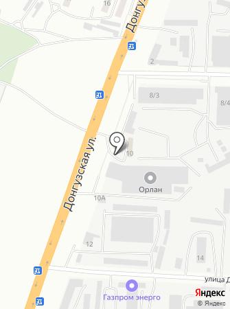 БИГ ШИНА на карте