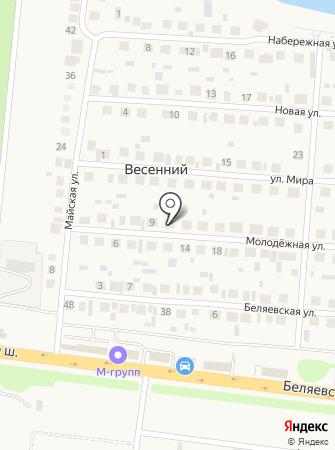 ОрИнСервис на карте