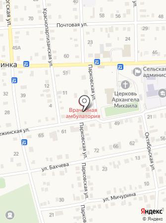 Алва на карте