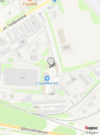Ложкин Д.В. на карте