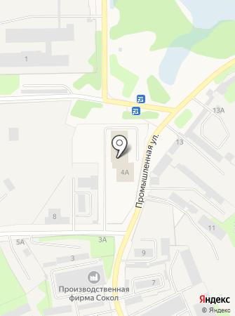Меридиан на карте