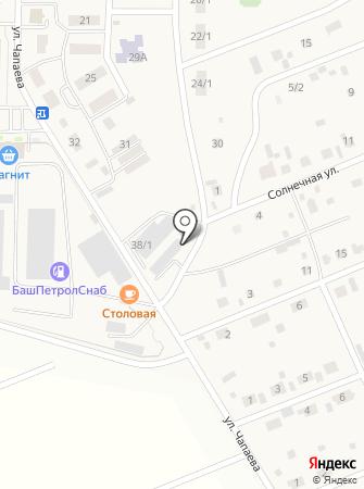 Центр автоматизации и роботизации на карте