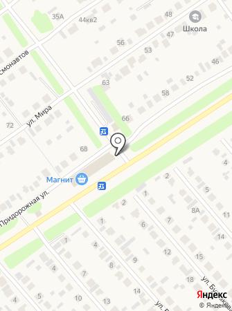Аква-Люкс на карте