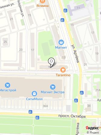 Независимая экспертная организация НЭО на карте