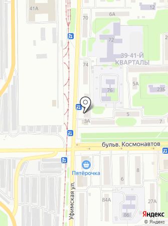 3D на карте