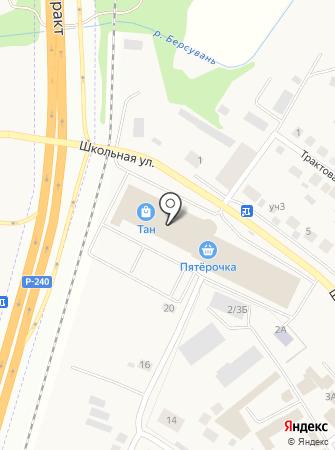 Автосупермаркет на карте