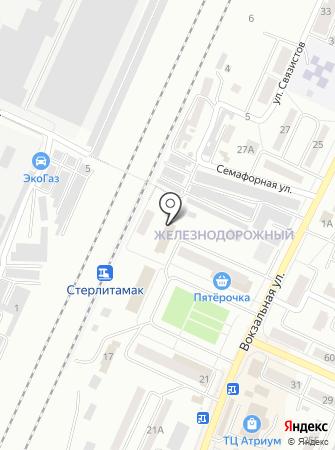 V-AVTO на карте