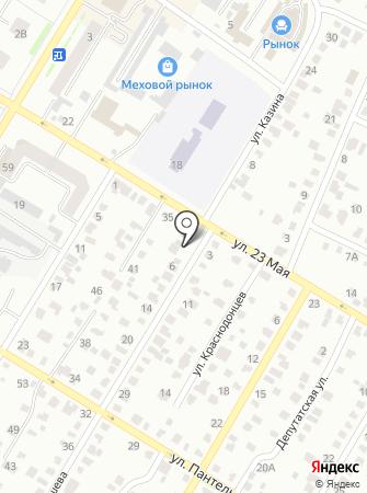 Центр замены масел на карте